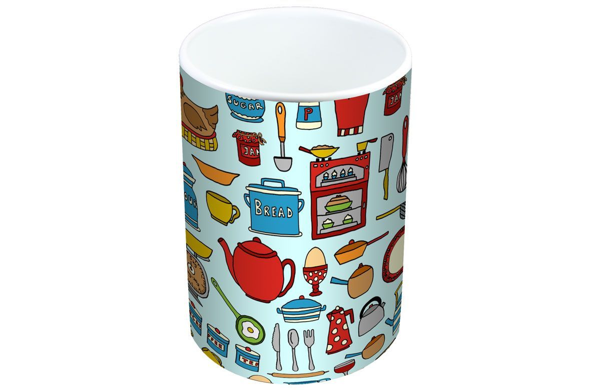 Selina-Jayne Kitchen Utensils Limited Edition Designer Mug and ...